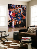 Minnesota Timberwolves v Phoenix Suns: Posters by Barry Gossage