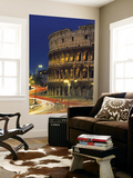 Colosseum, Rome, Italy Posters by Peter Adams