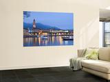Ascona, Lago Maggiore, Ticino, Switzerland Art by Demetrio Carrasco