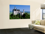 Neuschwanstein Castle, Bavaria, Germany Posters by Steve Vidler