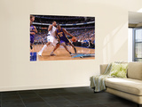 Los Angeles Lakers v Dallas Mavericks - Game Four, Dallas, TX - MAY 8: Ron Artest and Shawn Marion Prints by Andrew Bernstein