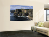 Cliffs of Moher, County Clare, Ireland Posters by Gavin Hellier