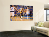 Los Angeles Lakers v Dallas Mavericks - Game Three, Dallas, TX - MAY 6: Derek Fisher Art by Noah Graham