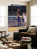 Los Angeles Lakers v Dallas Mavericks - Game Four, Dallas, TX - MAY 8: Lamar Odom and Dirk Nowitzki Prints by Noah Graham