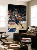 Charlotte Bobcats v Atlanta Hawks: D.J. Augustin and Al Horford Posters by Scott Cunningham
