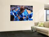 Miami Heat v Dallas Mavericks - Game Five, Dallas, TX -June 9: Ian Mahinmi Prints by Andrew Bernstein