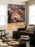Dallas Mavericks v Miami Heat - Game Two, Miami, FL - JUNE 2: LeBron James and Shawn Marion Prints by Andrew Bernstein