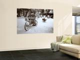Rickshaw, Old Hanoi, Hanoi, Vietnam Posters by Walter Bibikow