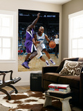 Sacramento Kings v New Orleans Hornets: Jarrett Jack and Eugene Jeter Posters by Chris Graythen