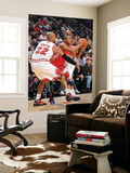 Los Angeles Clippers v Chicago Bulls: Eric Gordon, Taj Gibson and Keith Bogans Prints by Randy Belice