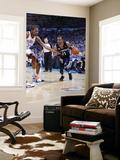 Memphis Grizzlies v Oklahoma City Thunder - Game Seven, Oklahoma City, OK - MAY 15 : Mike Conley an Poster by Layne Murdoch