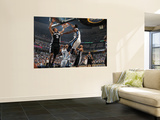 San Antonio Spurs v Memphis Grizzlies - Game Four, Memphis, TN - APRIL 25: O.J. Mayo and George Hil Prints by Joe Murphy