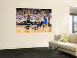 Dallas Mavericks v Miami Heat - Game Two, Miami, FL - JUNE 2: Dirk Nowitzki Prints by Garrett Ellwood