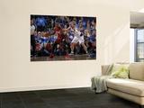 Miami Heat v Dallas Mavericks - Game Four, Dallas, TX -June 7: Dwyane Wade and Jason Kidd Posters by Glenn James