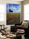 Giant Bull, Toros de Osborne, Andalucia, Spain Prints by Gavin Hellier