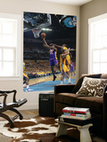 Los Angeles Lakers v New Orleans Hornets, New Orleans, LA - APRIL 22: Ron Artest and Carl Landry Prints by Layne Murdoch