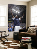Los Angeles Lakers v Dallas Mavericks - Game Four, Dallas, TX - MAY 8: Jason Terry Art by Danny Bollinger