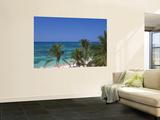 Playa Ancon, Peninsula de Ancon, Nr Trinidad, Cuba Kunstdrucke von Peter Adams