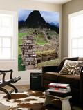 Huayna Picchu from Grounds of Inca Ruins Imágenes por Jeffrey Becom