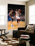 Dallas Mavericks v Miami Heat - Game One, Miami, FL - MAY 31: Chris Bosh and Tyson Chandler Prints by Andrew Bernstein