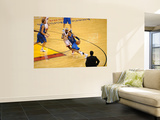Dallas Mavericks v Miami Heat - Game Two, Miami, FL - JUNE 2: Shawn Marion and LeBron James Prints by Noah Graham