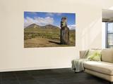 Rano Raraku Moai Quarry Posters by John Elk III