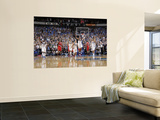 Portland Trail Blazers v Dallas Mavericks - Game One, Dallas, TX - April 16: Jason Kidd, Jason Terr Prints