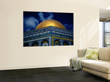 Dome of the Rock, Old City of Jerusalem Print by Hanan Isachar