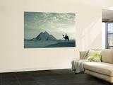 Pyramids, Giza, Egypt Prints by Steve Vidler