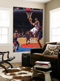 Atlanta Hawks v Detroit Pistons: Tracy McGrady Print by Allen Einstein
