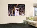 Dallas Mavericks v Miami Heat - Game Two, Miami, FL - JUNE 02: LeBron James Posters by Mike Ehrmann