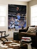 Oklahoma City Thunder v Dallas Mavericks - Game TwoDallas, TX - MAY 19: Russell Westbrook and Jose  Art by Glenn James