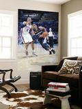 Memphis Grizzlies v Oklahoma City Thunder - Game One, Oklahoma City, OK - MAY 1: Mike Conley and Ru Posters by Layne Murdoch