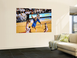 Dallas Mavericks v Miami Heat - Game Two, Miami, FL - JUNE 2: Shawn Marion and Udonis Haslem Print by Noah Graham