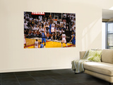 Dallas Mavericks v Miami Heat - Game Two, Miami, FL - JUNE 2: Joel Anthony and Brendan Haywood Prints by Noah Graham
