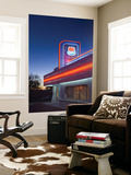 USA, New Mexico, Albuquerque, Route 66 Diner Prints by Alan Copson
