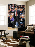 Miami Heat v Washington Wizards: Eric Spoelstra Art by Greg Fiume