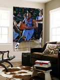 Tulsa 66ers v Texas Legends: Tweety Carter and Booker Woodfox Posters by Layne Murdoch