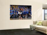Memphis Grizzlies v Oklahoma City Thunder - Game One, Oklahoma City, OK - MAY 1: Zach Randolph and  Prints by Joe Murphy