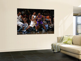 Los Angeles Lakers v Washington Wizards: Kobe Bryant and Nick Young Prints by  Ned