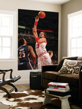 Indiana Pacers v Chicago Bulls: Joakim Noah and Brandon Rush Posters by Ray Amati