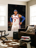 Cleveland Cavaliers  v New York Knicks, New York - March 4: Carmelo Anthony Posters by Lou Capozzola