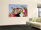 Colourful Elephants at Elephant Festival Art by John Sones