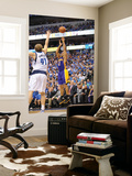 Los Angeles Lakers v Dallas Mavericks - Game Four, Dallas, TX - MAY 8: Derek Fisher and Dirk Nowitz Prints by Noah Graham