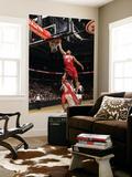 New Jersey Nets v Toronto Raptors: Jordan Farmar Prints by Ron Turenne