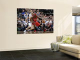 Portland Trail Blazers v Dallas Mavericks - Game OneDallas, TX - APRIL 16: Gerald Wallace, Jason Ki Prints by Danny Bollinger