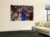 Dallas Mavericks v Miami Heat - Game Two, Miami, FL - JUNE 02: DeShawn Stevenson Print by Mike Ehrmann