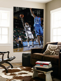Tulsa 66ers v Texas Legends: Justin Dentmon and Latavious Williams Prints by Layne Murdoch