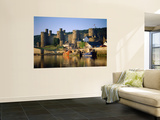 Conwy Castle and River Conwy, Wales Art by Steve Vidler