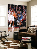 Minnesota Timberwolves v Portland Trail Blazers: LaMarcus Aldridge and Martell Webster Prints by Sam Forencich